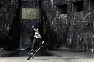 Aktuell einer der weltbesten Flatlander und im Mai 2015 zum ersten Mal an den Bike Days: Yohei Uchino aus Japan. Bild: Fan Ping/Red Bull Content Pool | by Bike Days Schweiz