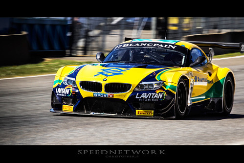 Team BMW Sport Trophy Brazil - Blancpain Sprint Series Nogaro 2015 | by Christopher Portes I SpeedNetwork