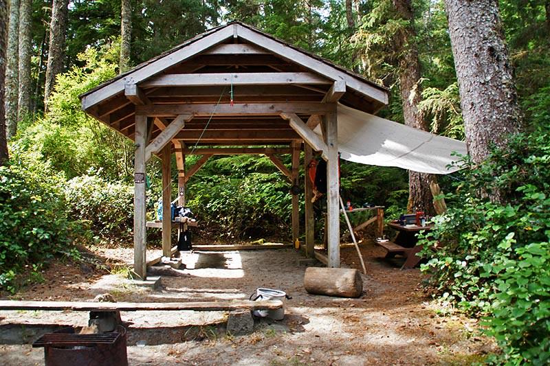 Rugged Point Marine Park, Vancouver Island, British Columbia. Photo: Santa Brussouw