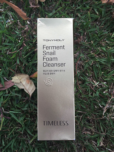 Patty Villegas-Tony Moly Ferment Snail Foam Cleanser-6 | by hearitfrompatty