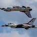 Thunderbirds solos, Toledo Air Show 2016 by Jeff Hormann