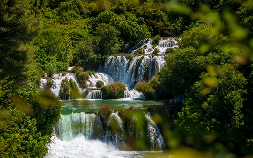 waterfalls rivers adriatic krka krkariver krkawaterfalls nikkor182003556 nikond90 riverkrka