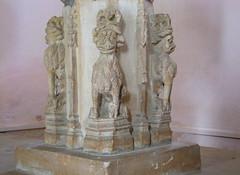 three drunken lions
