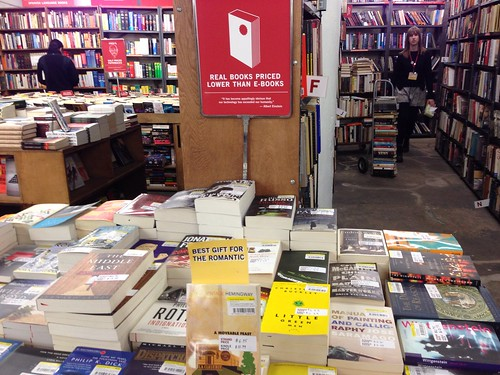 65/365 Real books @ Strand   by Anetq