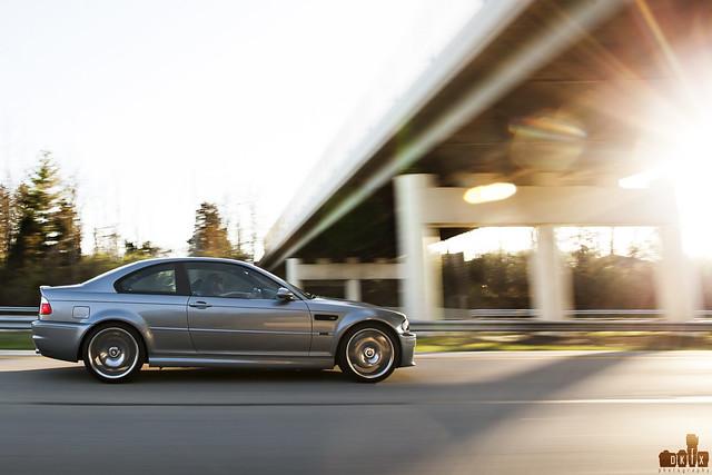 BMW E46 M3 ; Sunday Drive