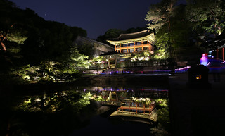Changdeokgung_Moonlight_Tour_Foreign_Media_15 | by KOREA.NET - Official page of the Republic of Korea