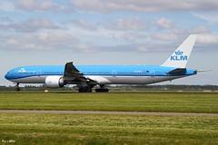 KLM Royal Dutch Airlines, 777-306ER, PH-BVA