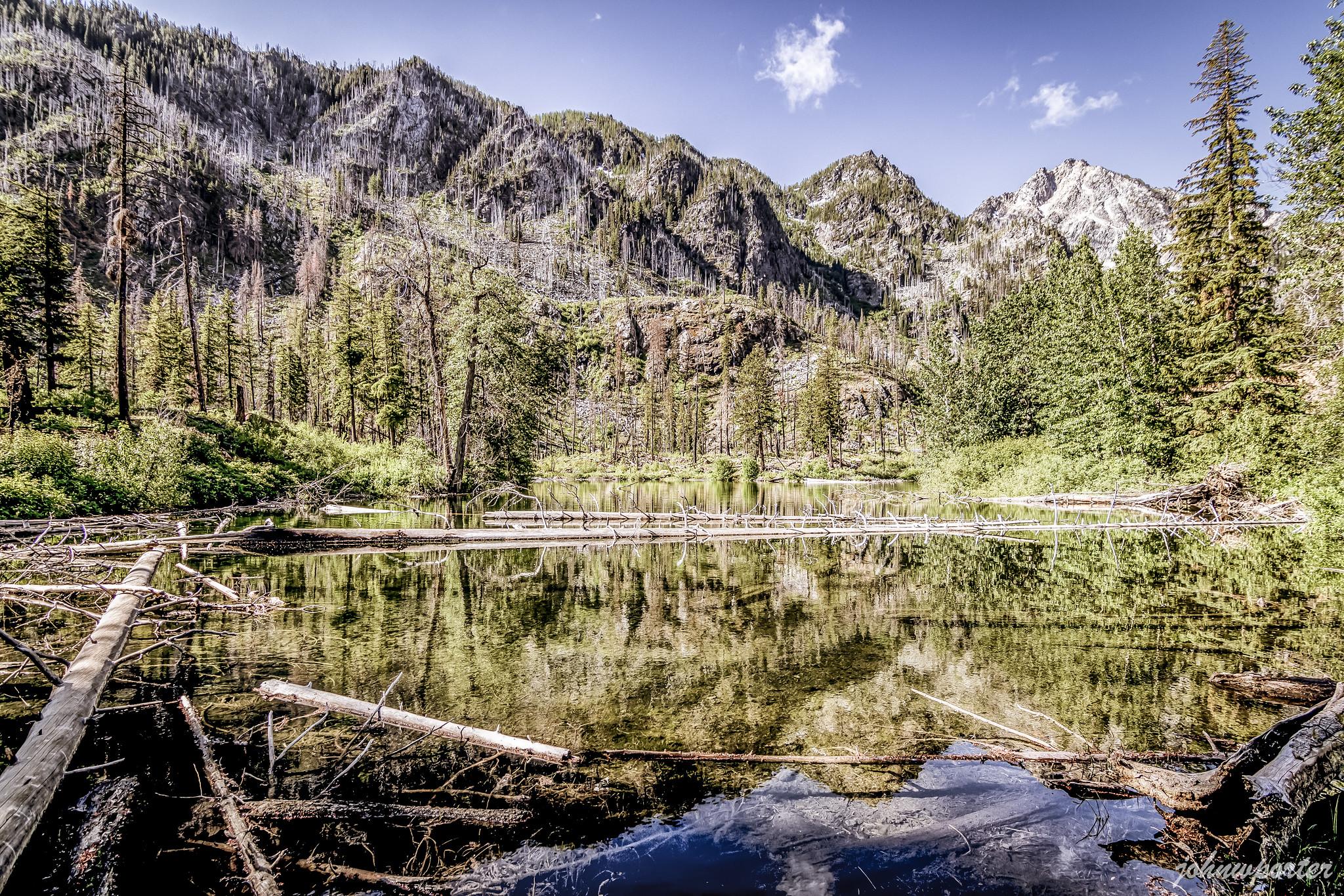 Little Eightmile Lake