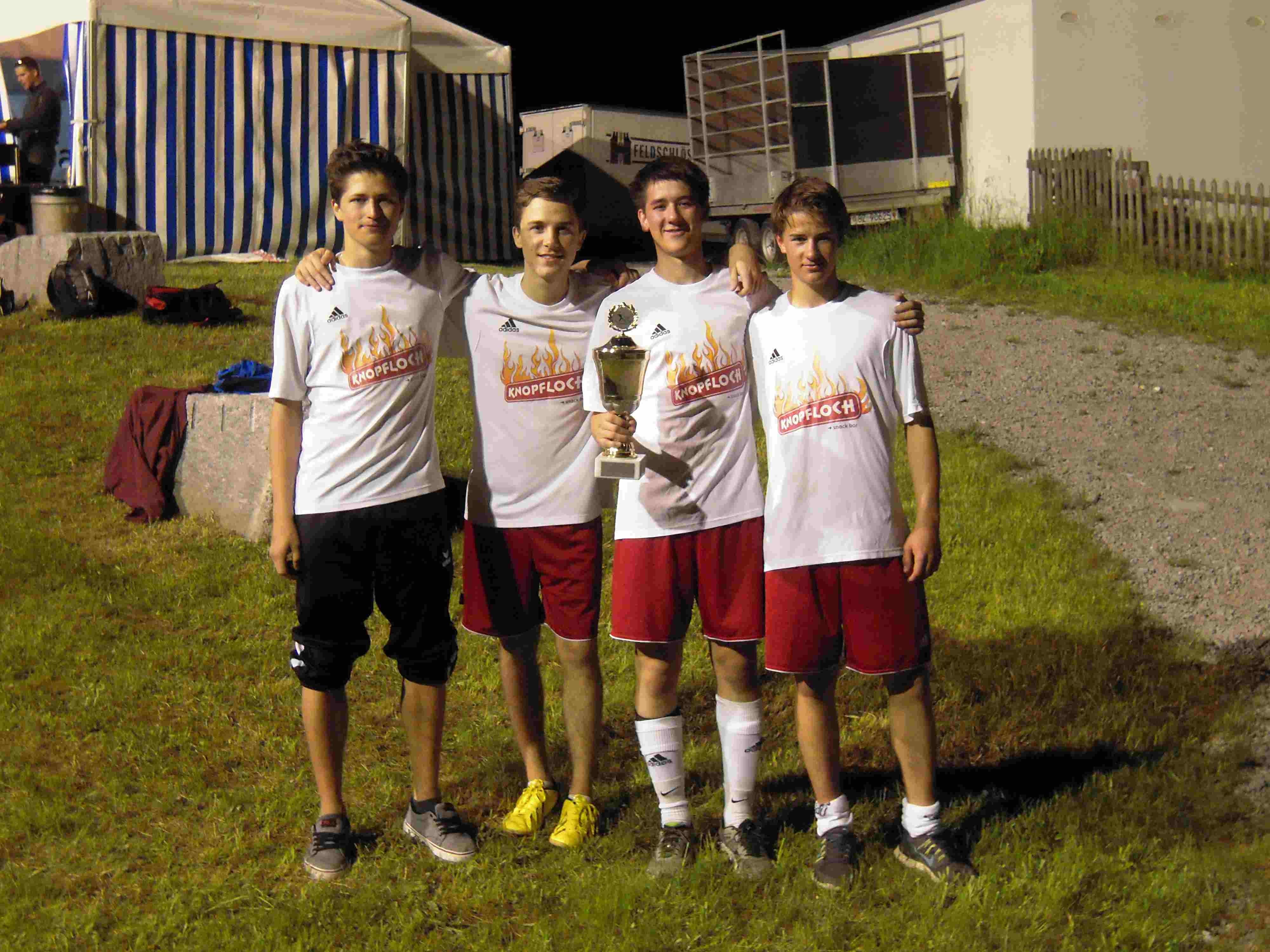 2016 Street Soccer