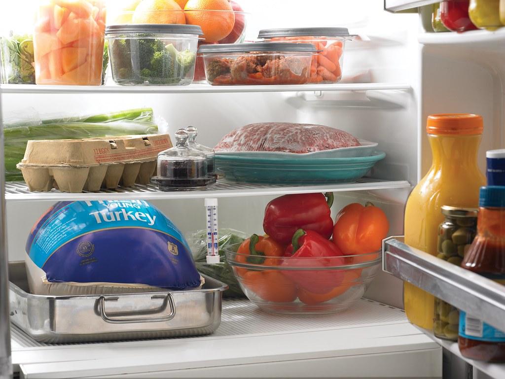Foods in refrig-USDA-FSIS