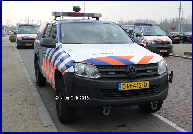 Dutch VW Amarok KMAR.