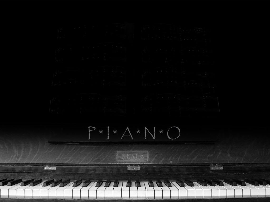 Anime Music Wallpaper Piano Cool Free Anime Music Wallpape Flickr