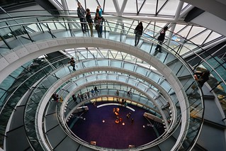 Open House London, City Hall, The Central Staircase | by Martin Pettitt