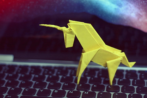 Origami Unicorn | by Russell John