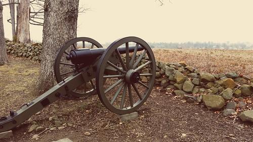 Gettysburg cannon