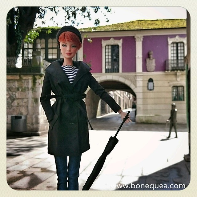 Instagram, Barbie y Pontevedra. 18/04/2015
