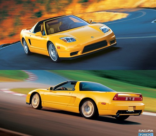 Used Acura NSX Sports Cars For Sale