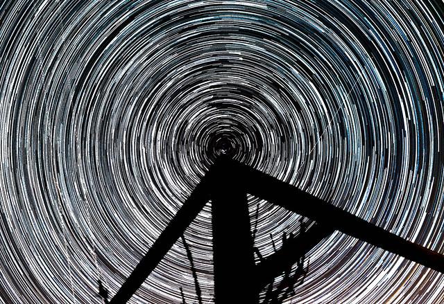 112 Minute Star Trails 19/04/15