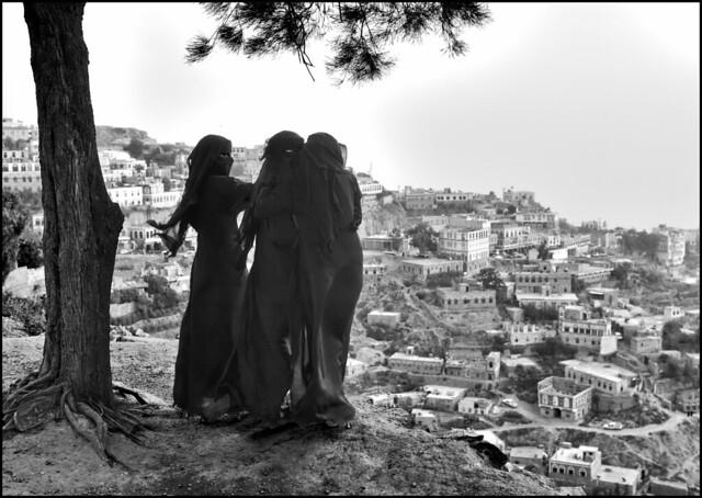 EE3V086 Immagini dello Yemen (EOS-1Ds-bw)