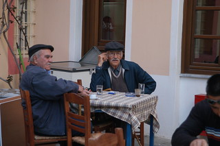 Cafe Society, Greece | by vademecum