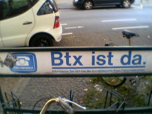Btx ist da! | by fukami