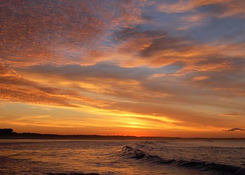 ocean beach topf25 clouds sunrise waves rhodeisland middletownri i500 abigfave sachuestbeach