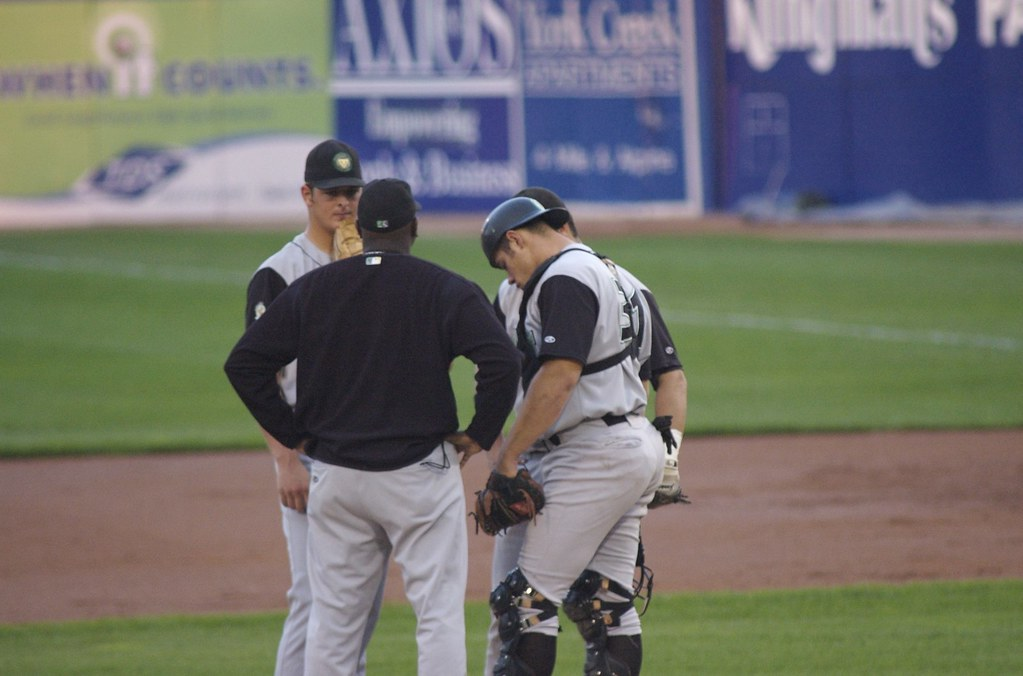 Meeting on the Mound