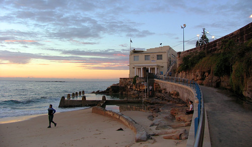 Surf club at Coogee Beach | by laRuth