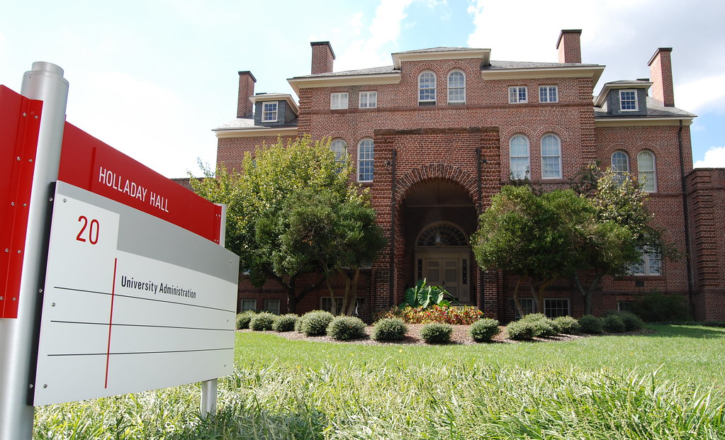Some Quick Shots on NC State Campus
