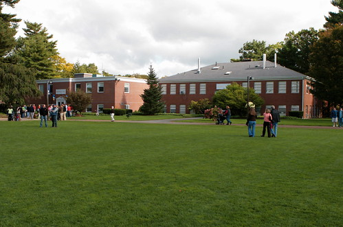 MacDonald and Evans Halls, Gordon College