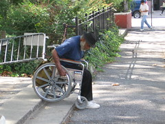 Not Wheelchair Accessible | by carlos.a.martinez