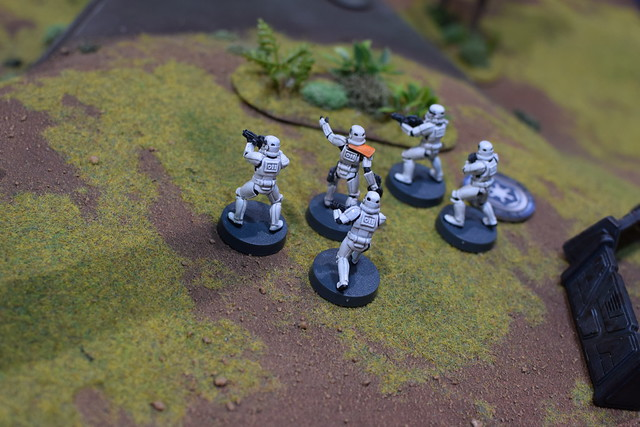 best star wars board games Demo game of Star Wars Legion at PAXEast 2018