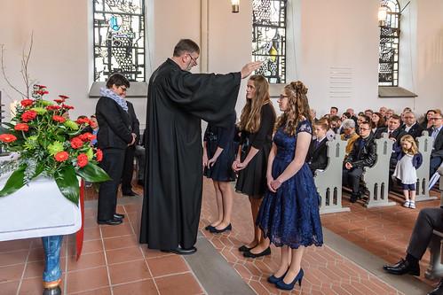 Konfirmation Kirche