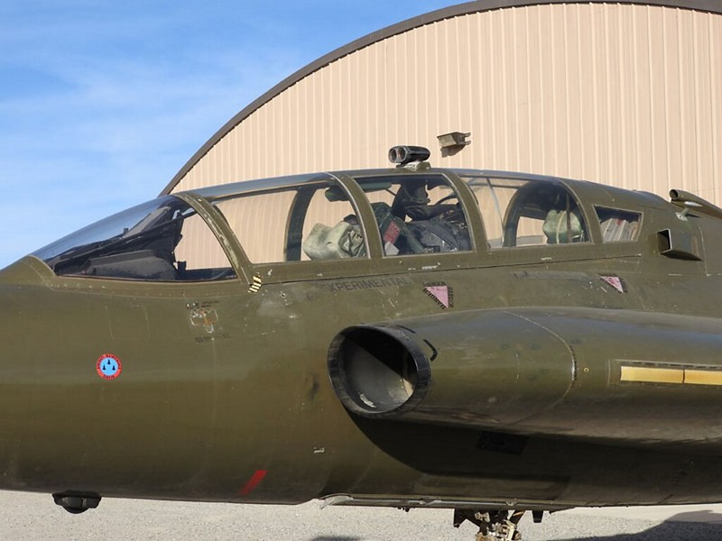 Saab TF-35XD 3
