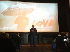 """Presentación documental """"Love"""" a la ciudad de Santander"""