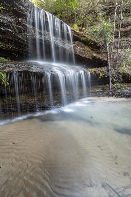 Crystal Falls, Pickett SP, Pickett County, Tennessee 8