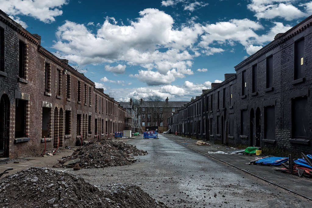 Magnificent Powis Street Liverpool Where They Shot Peaky Blinders Home Interior And Landscaping Eliaenasavecom