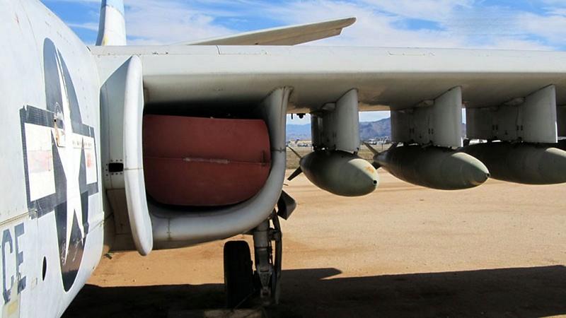 Northrop YA-9 6