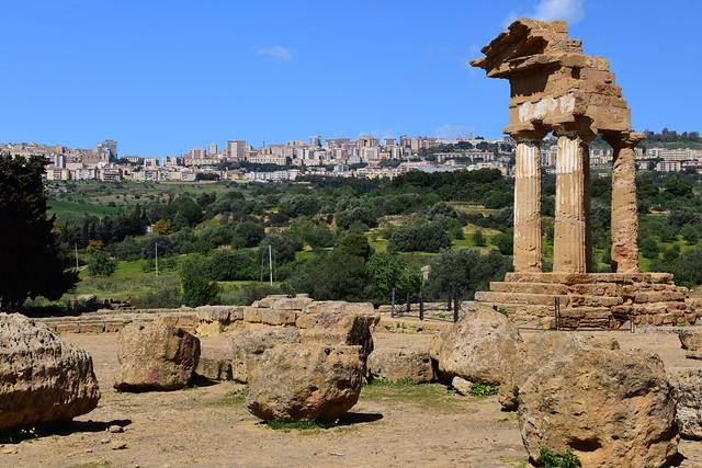 Valle dei Templi, Agrigento, Sicily 155