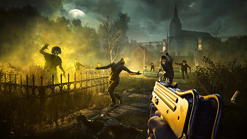 Zombies DLC | by PlayStation Europe