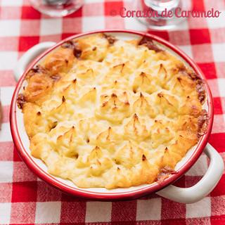Shepherd´s pie | by Corazón de Caramelo