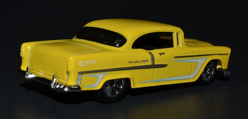 2014 Hot Wheels Gift (9) Pack '55 Chevy | by Milton Fox