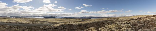 Lyngdalsheiði og Þingvallavatn
