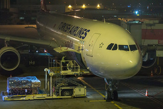 Turkish Airlines TC-LNC Refahiye Airbus A330-300   by seghal1