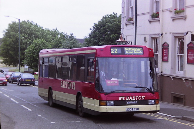 TRENT BARTON 308 J308BVO