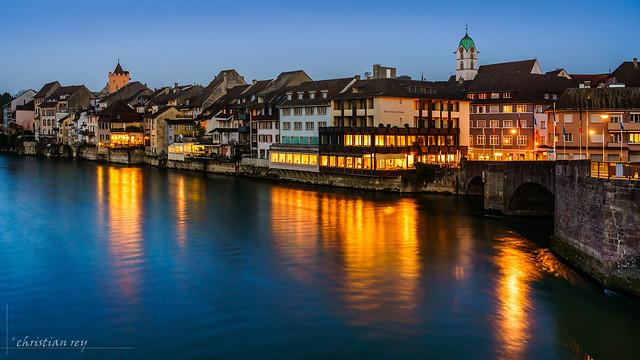 Rheinfelden à l'heure bleue (Switzerland)