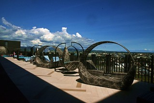 Bai Hotel Cebu - Pool Bar Chairs | by thetreasuretracker