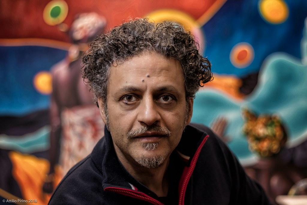 sale retailer f027f 17c9f Ali Hassoun and his colors | The painter series | Attilio ...