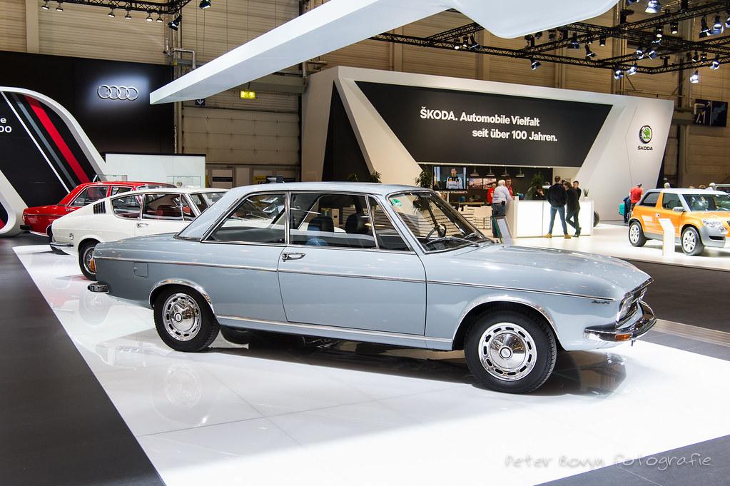 Audi 100 LS 2-drs Saloon - 1972   Audi 100 C1 1968 - 1976 ...