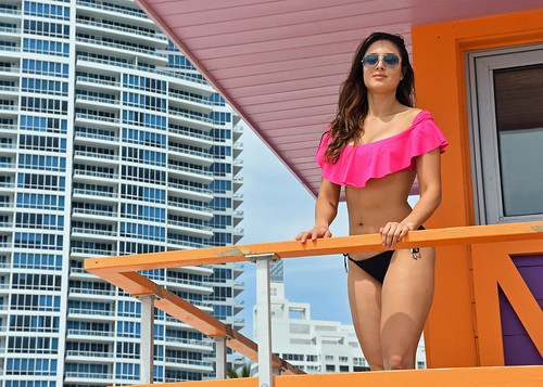 South Beach Beauty | by starbuck77